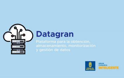 Adjudicado el proyecto `Datagran´, una plataforma para la obtención, almacenamiento, monitorización y gestión de datos