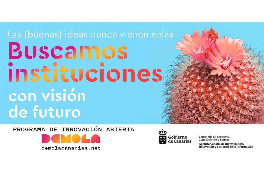 Undécima edición del programa Demola Canarias para la promoción de la innovación abierta