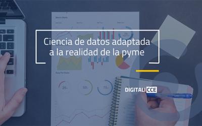 Ciencia de datos adaptada a la realidad de la pyme