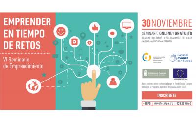 Webinar: Emprender en tiempo de retos