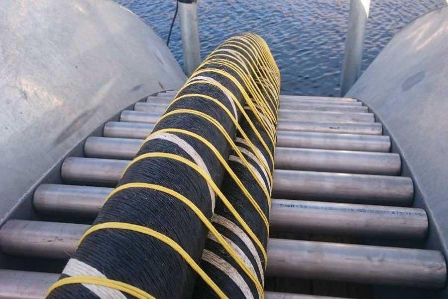 La fibra óptica del fondo marino canario para detectar terremotos