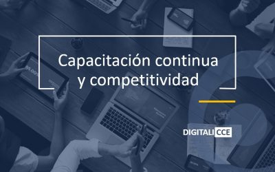 Capacitación continua y competitividad