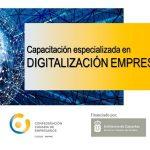 capacitacion especializada en digitalizacion empresarial