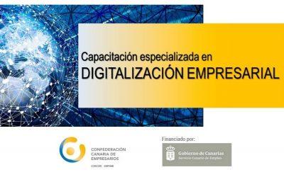 Cursos online y gratuitos: «Capacitación en Digitalización Empresarial»