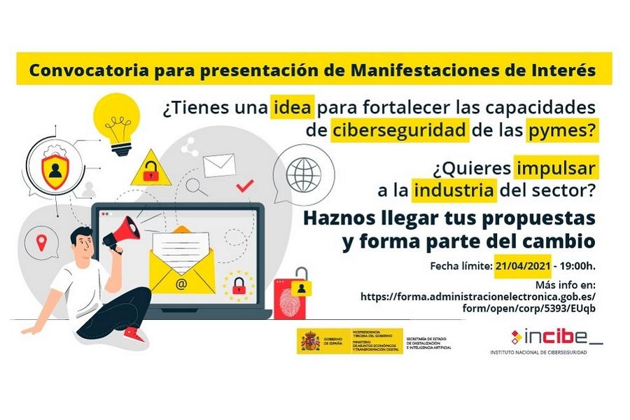 El Gobierno lanza una consulta para identificar propuestas de fortalecimiento de las capacidades de ciberseguridad de las pymes y el impulso a la industria del sector