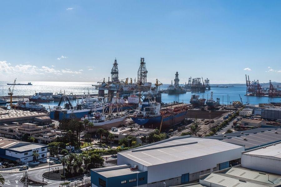 La digitalización de la comunidad portuaria canaria será modelo para los puertos africanos