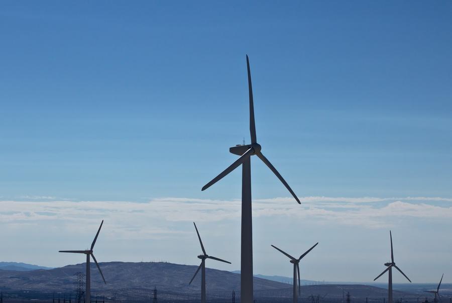 La eólica se sitúa como la tecnología eléctrica con mayor capacidad instalada
