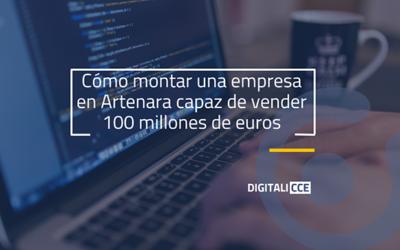 Montar una empresa desde Artenara capaz de vender 100 M€ es posible. Aprende cómo