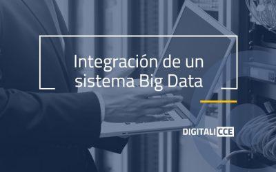 Integración de un sistema Big Data