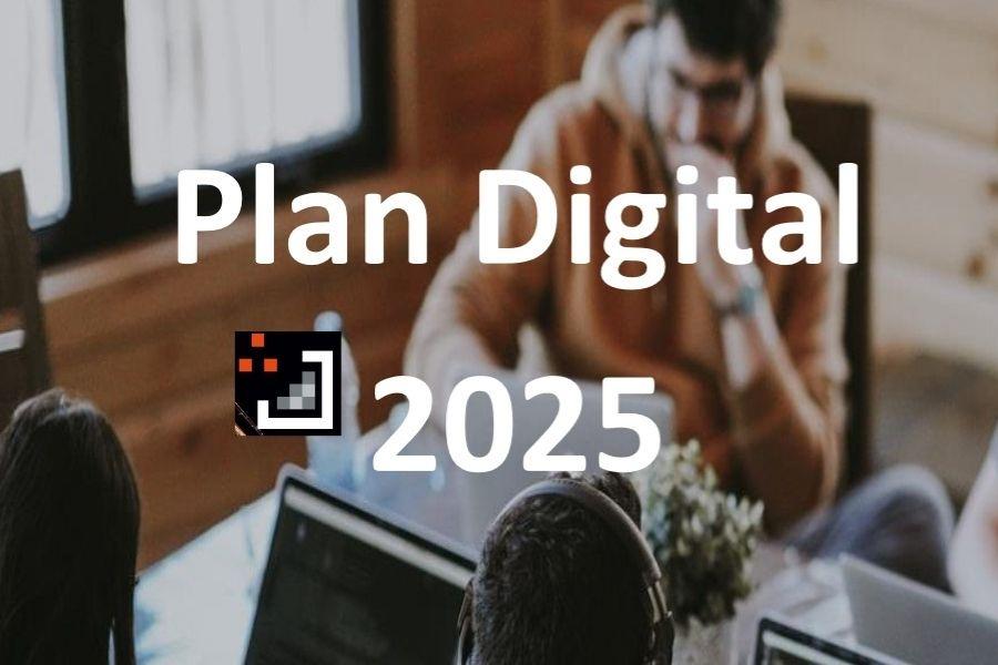 Plan Digital 2025. La digitalización de la sociedad española (CEOE)