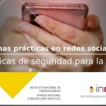 politicas de seguridad para las redes sociales incibe